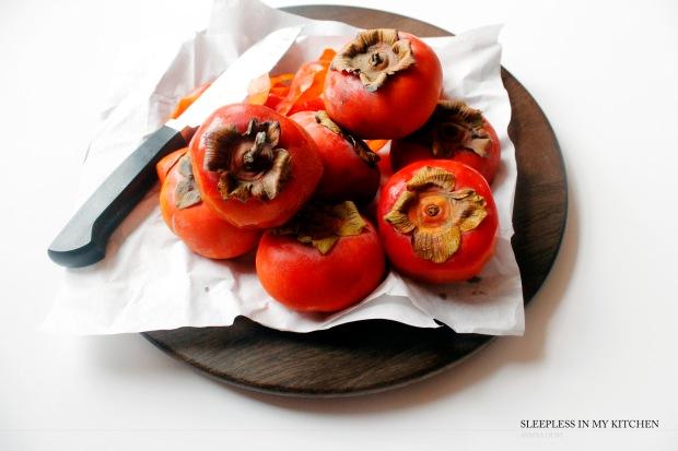 persimmon tart_1