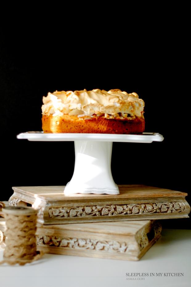 Pear cake 7