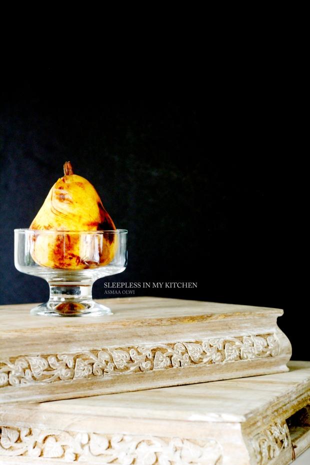 Pear cake_9